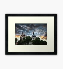 Return to Brompton Oratory Framed Print