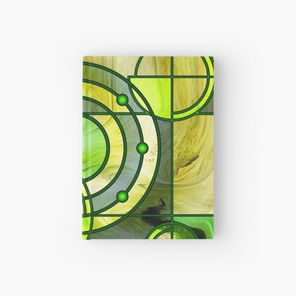 Element 12: Magnesium Hardcover Journal