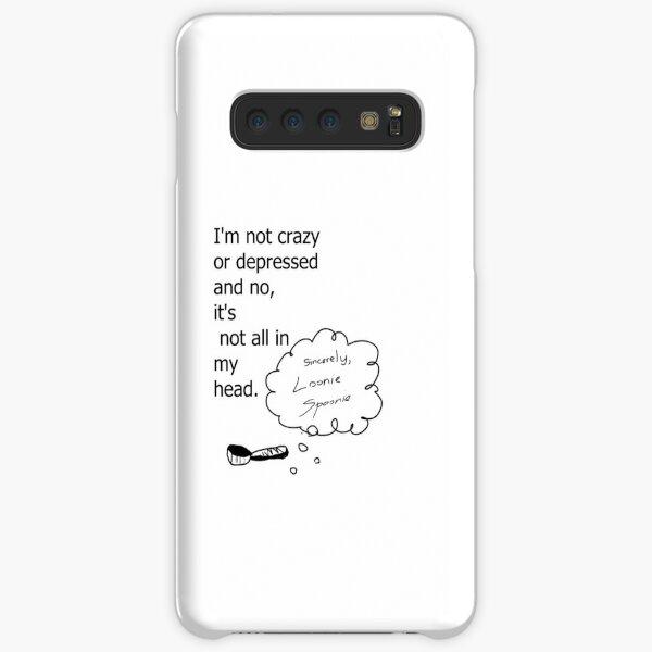 Loony Spoony Samsung Galaxy Snap Case