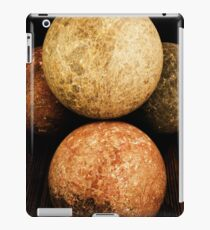 eclipse of the planets iPad Case/Skin
