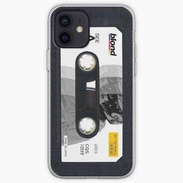 Frank Ocean Blonde Casette Case iPhone Soft Case
