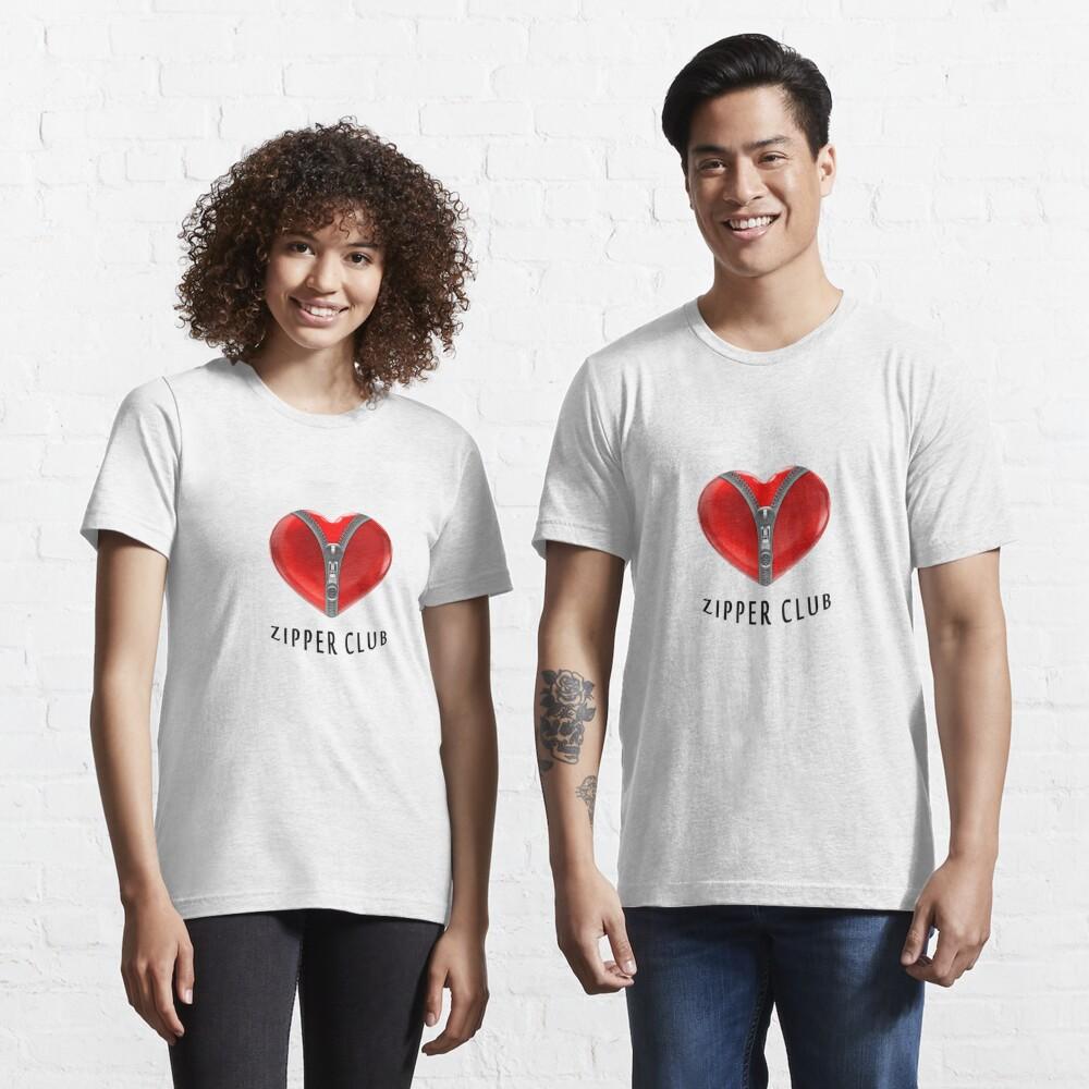 Zipper club Essential T-Shirt