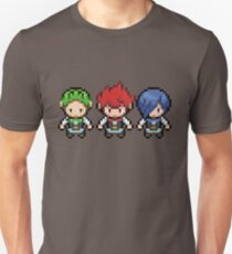 Cilan, Chili and Cress Trio Unisex T-Shirt