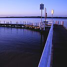 anderson inlet jetty inverloch by tim buckley | bodhiimages
