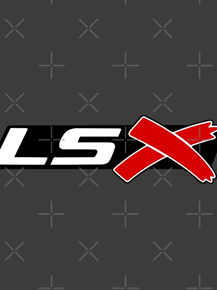 LSX 6.0L Litre Gen 4 Engine Decal by CharJens