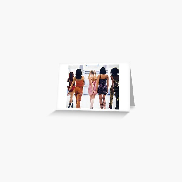 Hai Si Ja Spice Girls Jumper 2019 Tour Concert Ladies Women Girls Pop Band
