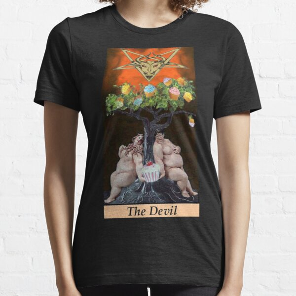 THE DEVIL Essential T-Shirt