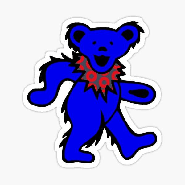 Donut Bear Sticker