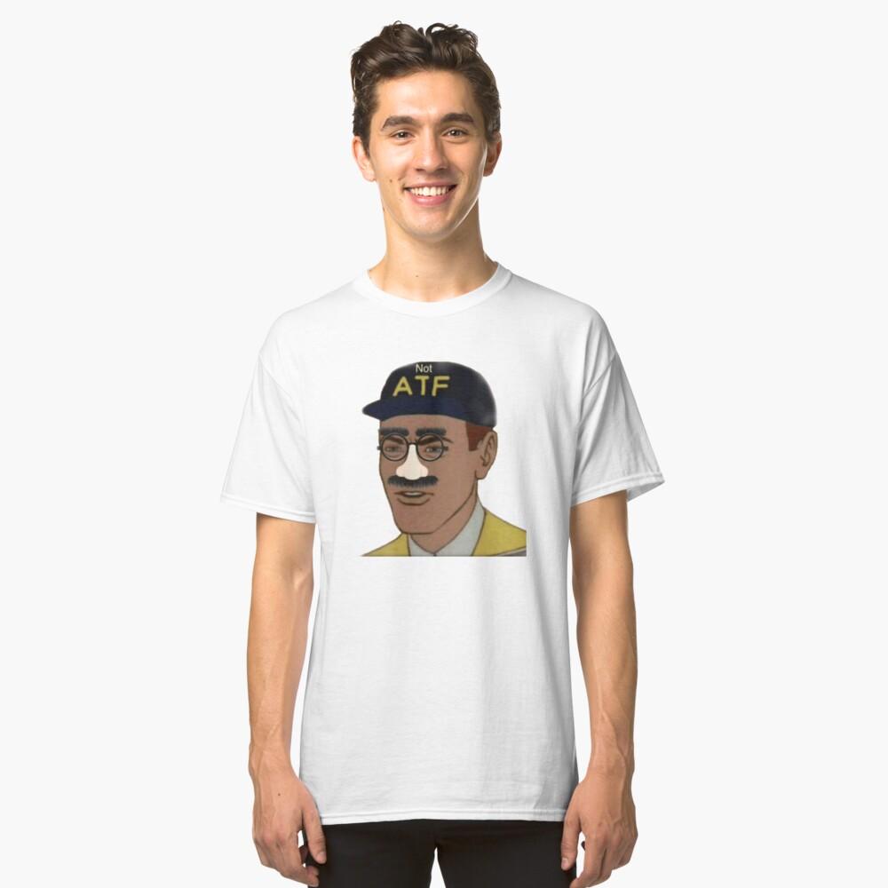 Not ATF  Long Sleeve T-Shirt