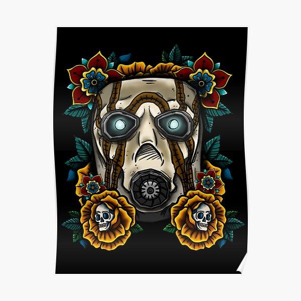 Crazy Mask Poster
