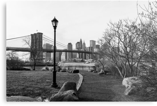 Dumbo park Brooklyn by Or Many