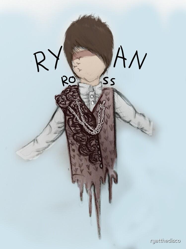 Ryan Ross Fever Era  by ryatthedisco