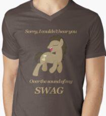 Swag Doctor Men's V-Neck T-Shirt