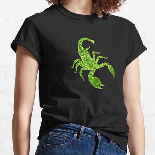 GREEN SCORPION  Classic T-Shirt