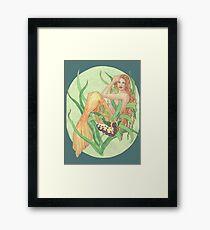 Svayambhû  Seas Framed Print
