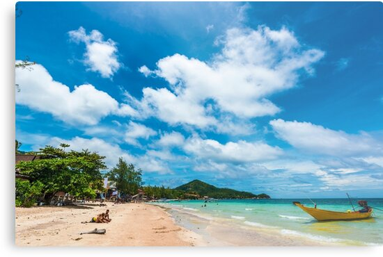 Koh Tao - Thailand by Or Many