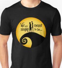 Jack und Sally Unisex T-Shirt