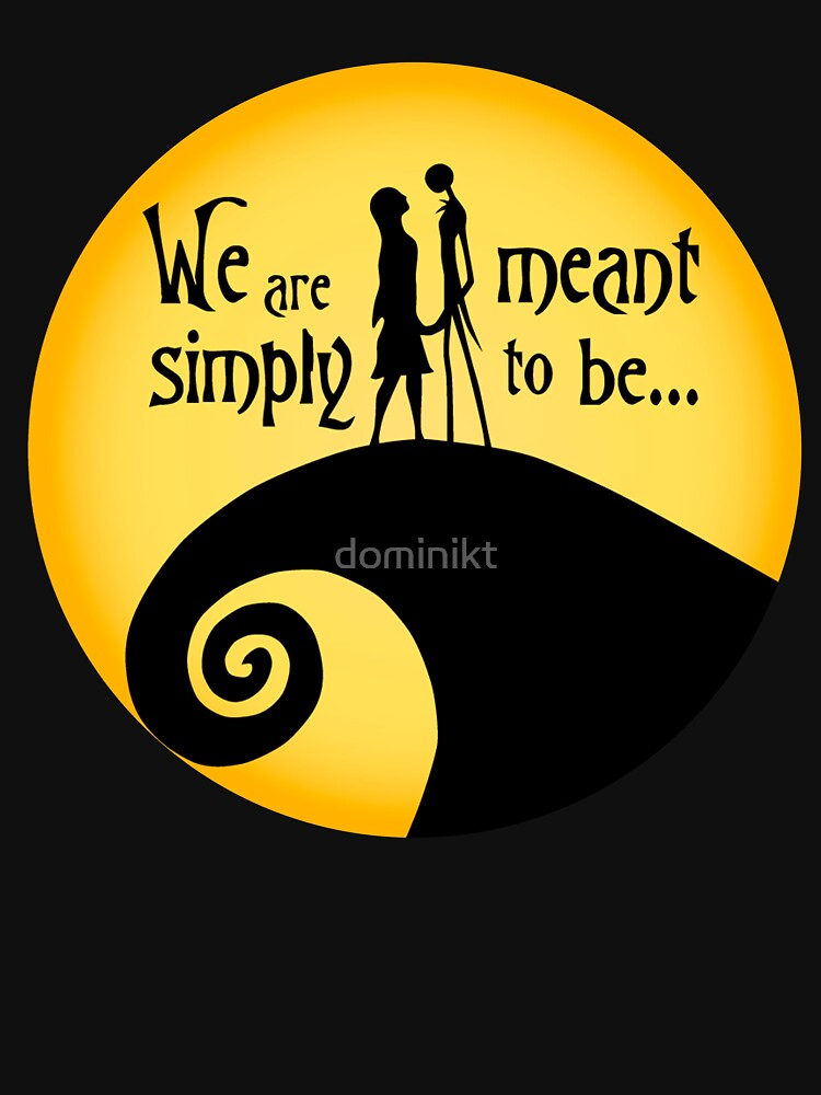 Jack and Sally by dominikt