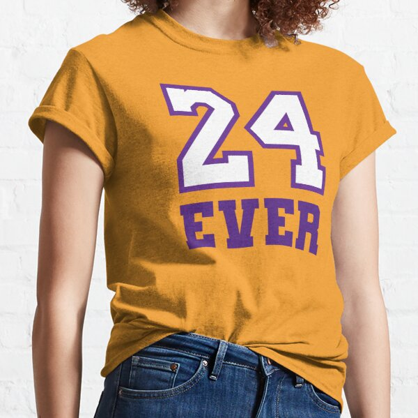 24 EVER (purple + white) Classic T-Shirt