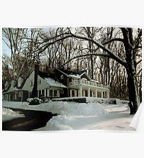 N. C. Wyeth Home Poster