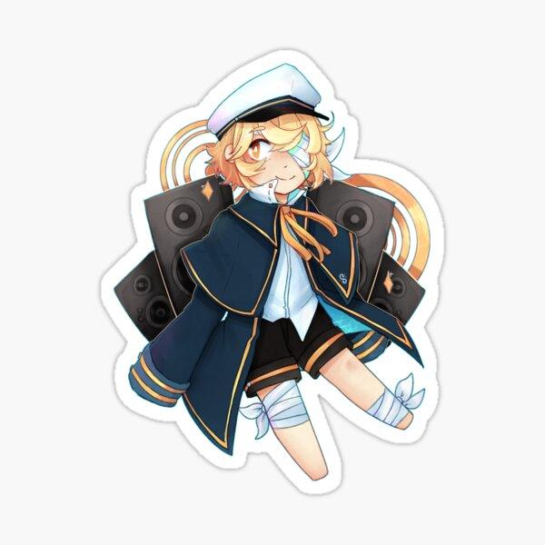 Vocaloid Oliver Sticker