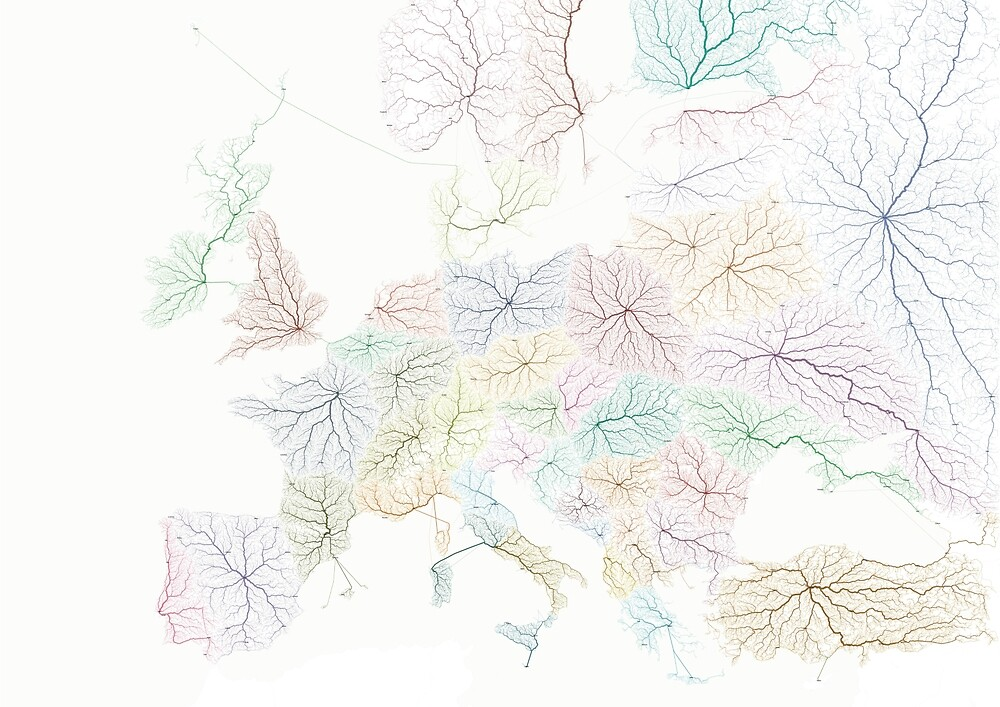 New Europe by moovel lab