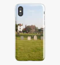 St Thomas Church Yard 2.0 - Winchelsea iPhone Case/Skin
