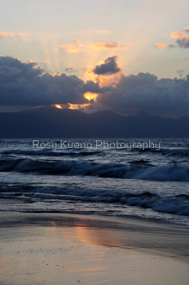 End of a Day by Rosy Kueng Photography