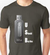 USB Convenience Shirt T-Shirt