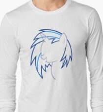 DJ VinylScratch Outline T-Shirt