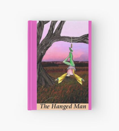 THE HANGED MAN Hardcover Journal
