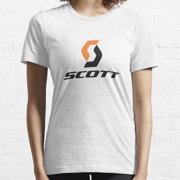 New Scott Bikes Logo Funny Bike Mountain  Cool cycling Gildan Mens Tshirt Tee