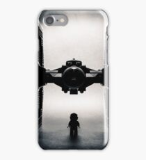 Twin Ion Engine iPhone Case/Skin