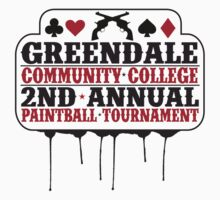 Greendale Paintball Tournament