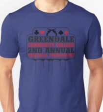 Greendale Paintball Tournament Unisex T-Shirt
