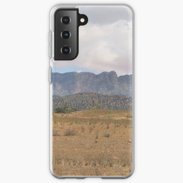 Elder Range, Flinders Ranges Samsung Galaxy Soft Case