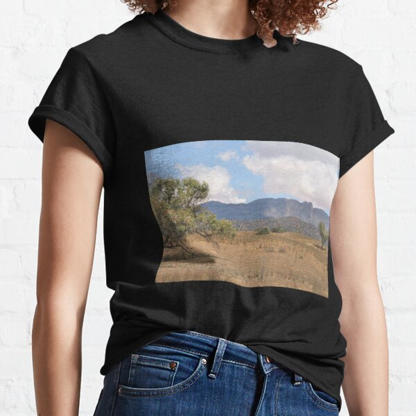 Elder Range, Flinders Ranges Classic T-Shirt