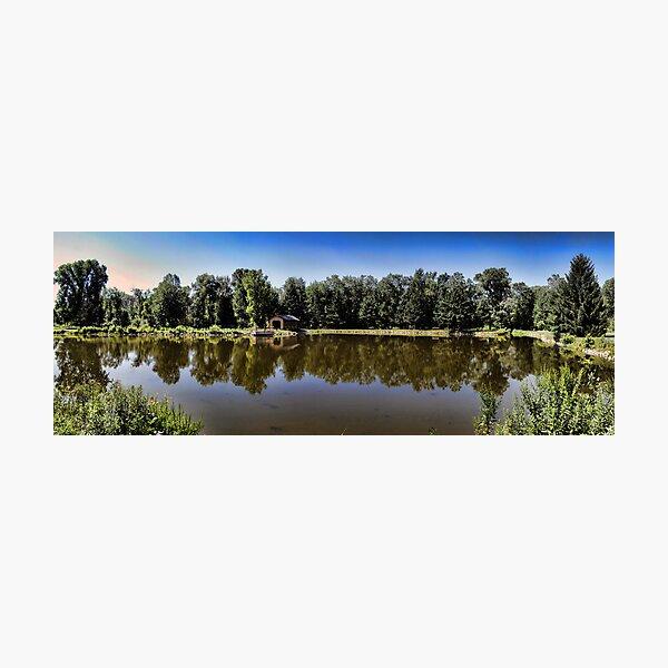 Scenic Reflections Photographic Print