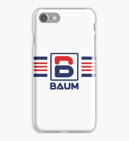 Richie Tenenbaum (Royal Tenenbaums) 'BAUM' Shirt  iPhone Case/Skin
