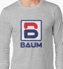 Richie Tenenbaum (Royal Tenenbaums) 'BAUM' Shirt  Long Sleeve T-Shirt