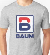 Richie Tenenbaum (Royal Tenenbaums) 'BAUM' Shirt  Unisex T-Shirt