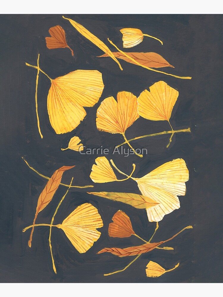 Ginkgo Leaves by kirimoth