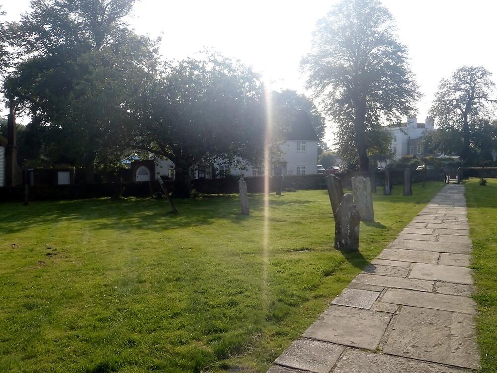 St Thomas Church Yard 3.0 - Winchelsea by clarebearhh