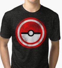 Captain Catch 'Em All Tri-blend T-Shirt