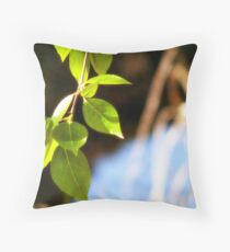 respire Throw Pillow