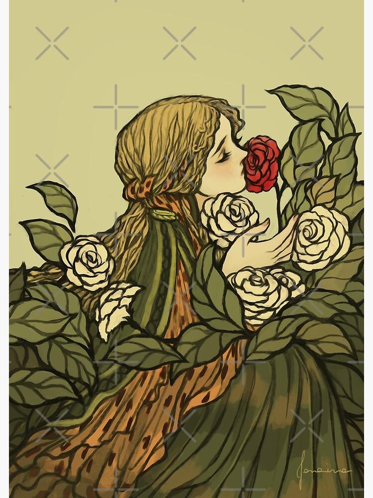 O Saber das Flores by JanainaArt