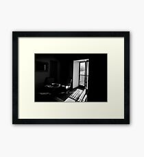 Villa Light Framed Print