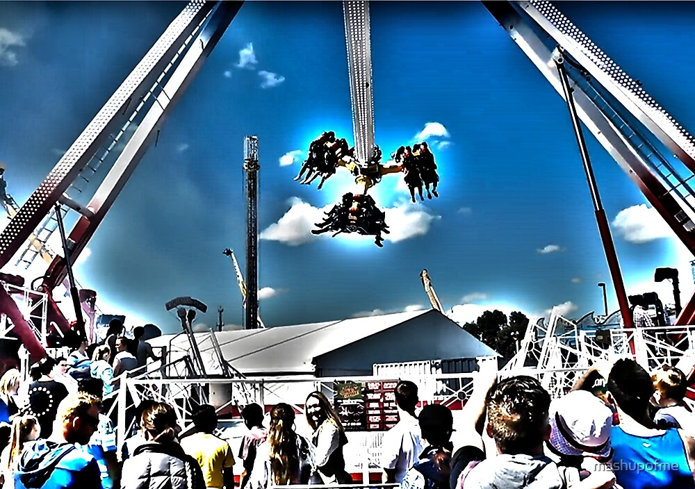 Surrealistic Thrill Ride by mashupofme