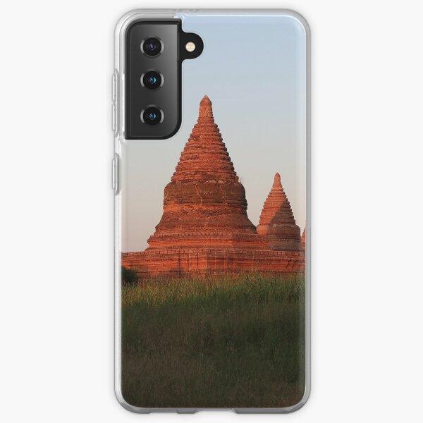 Myanmar Pagoda Samsung Galaxy Soft Case
