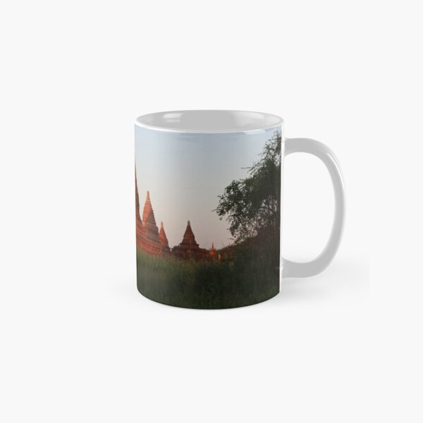 Myanmar Pagoda Classic Mug